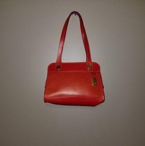 Dooney & Bourke Red Vintage Bag